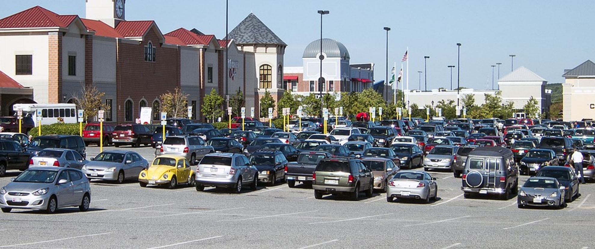 Accident in a Parking Lot?  The Three Details to Look For